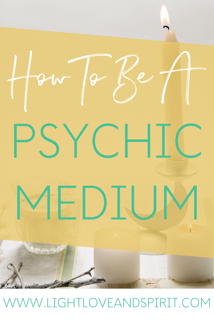 How To Become A Medium Psychic Mediums Psychic Development Exercises Psychic Development