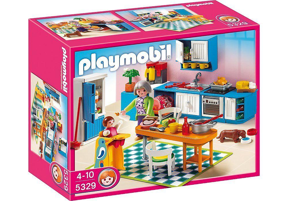 Playmobil 5329 Jeu De Construction Cuisine Amazon Fr Jeux