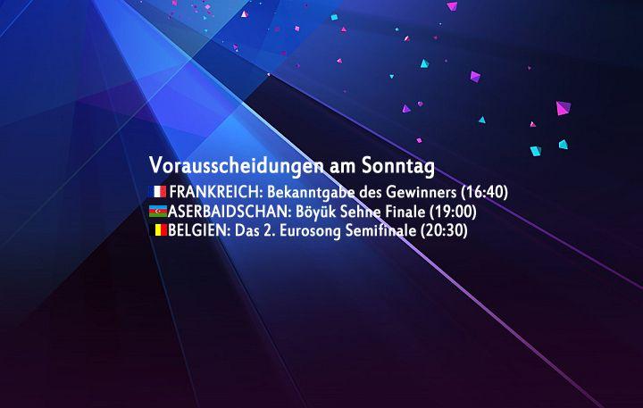 Heute Abend: Drei Shows - http://www.eurovision-austria.com/heute-abend-drei-shows-2/