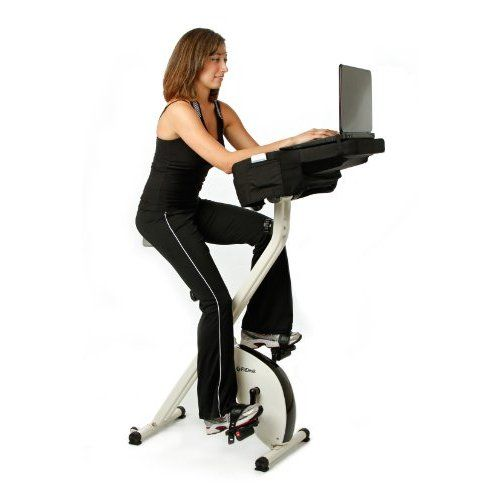 Fitdesk Compact Pedal Desk Might Be A Good Alternative To Sitting At All Day And More Fun Too