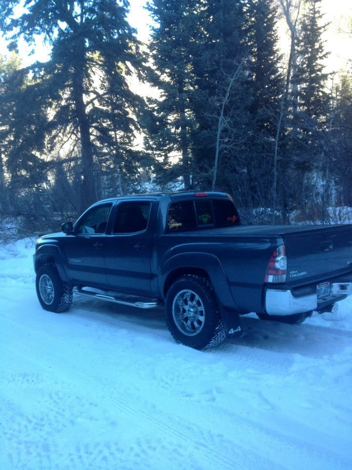 09 Toyota Tacoma Summit Racing Fans Cars Trucks Jeeps And