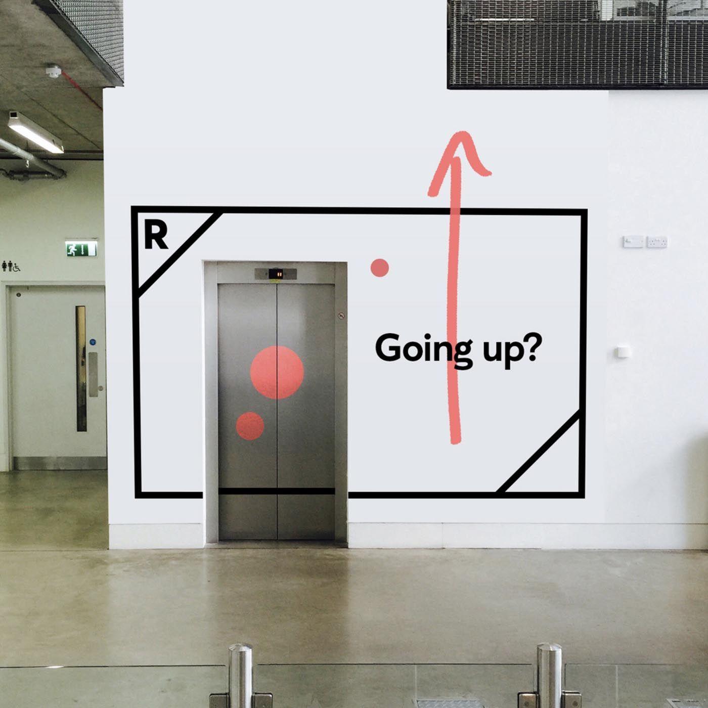 Ravensbourne Formfiftyfive Wayfinding Design Signage Design