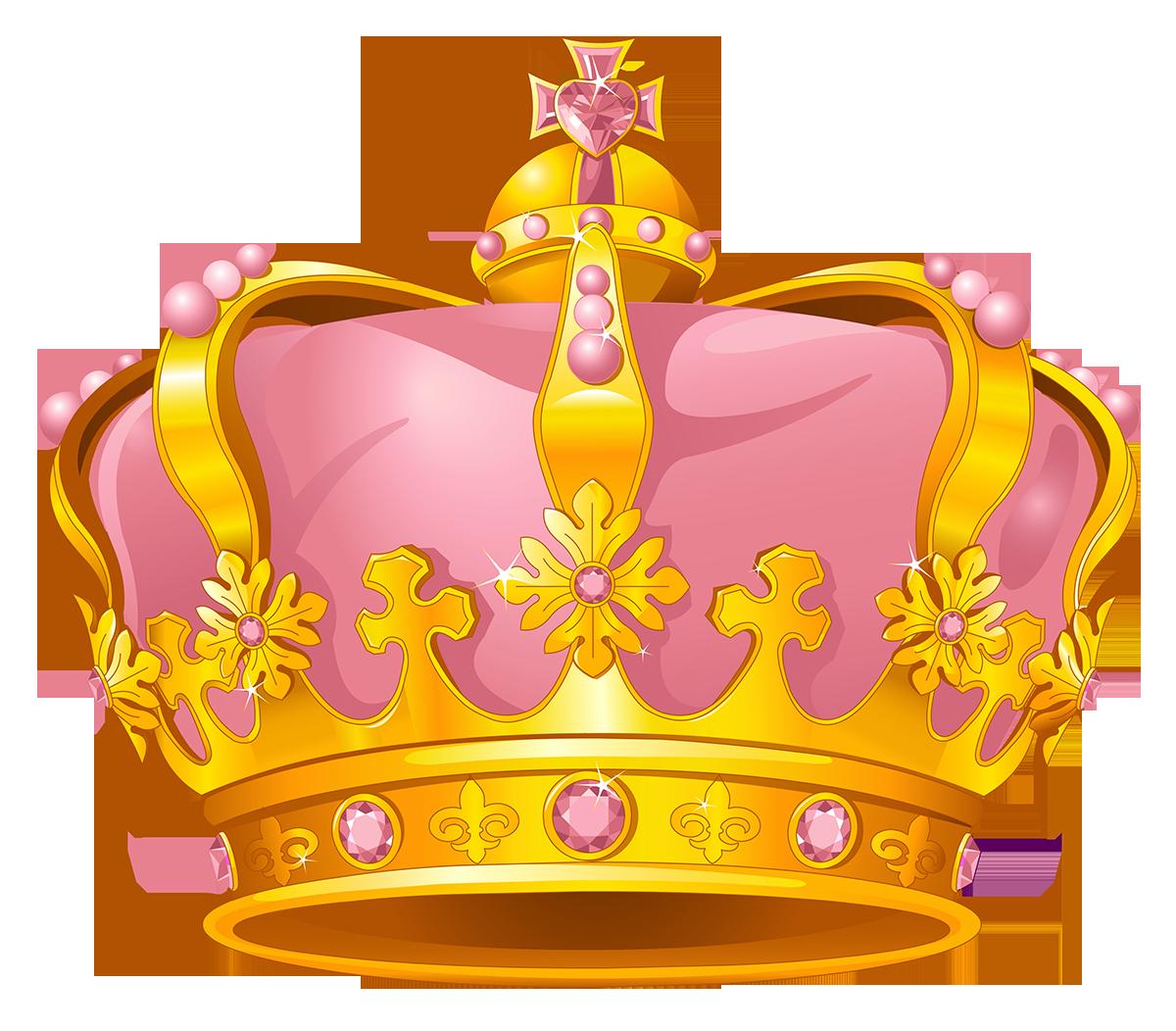 Coroa Rosa Dourada 01png 12001052 Pixels Desenhos