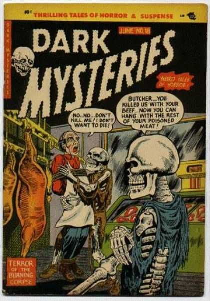 Dark Mysteries 18