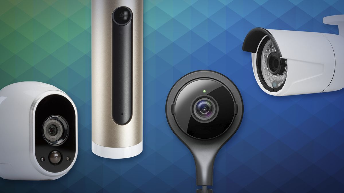 Best Home Security Cameras 2021 Reviews And Buying Advice Techhive In 2021 Best Home Security Camera Security Cameras For Home Best Security Cameras