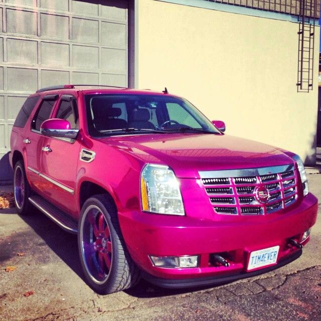 Buy Used Cadillac Escalade: Cadillac Escalade, Luxury Cars, Truck Accessories