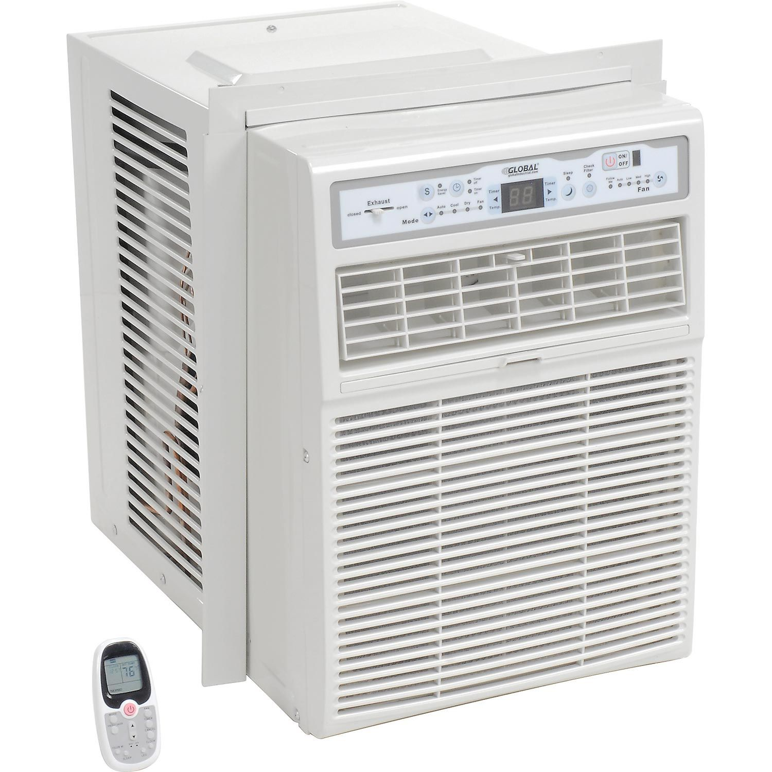 Air Conditioners | Window Air Conditioner | Casement Window Air Conditioner 10,000BTU Cool 115V | 292312 - GlobalIndustrial.com