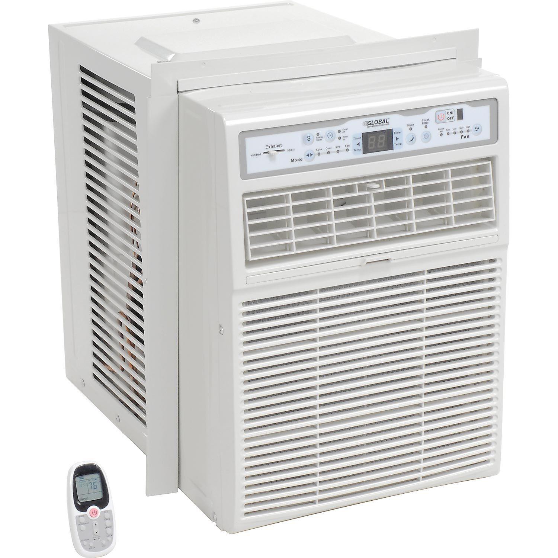 Air Conditioners | Window Air Conditioner | Casement Window Air Conditioner 10,000BTU Cool 115V | 292312 - GlobalIndustrial.com