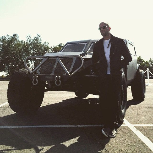 Instagram photo by Jason Statham • Apr 20, 2015 at 3:54 PM