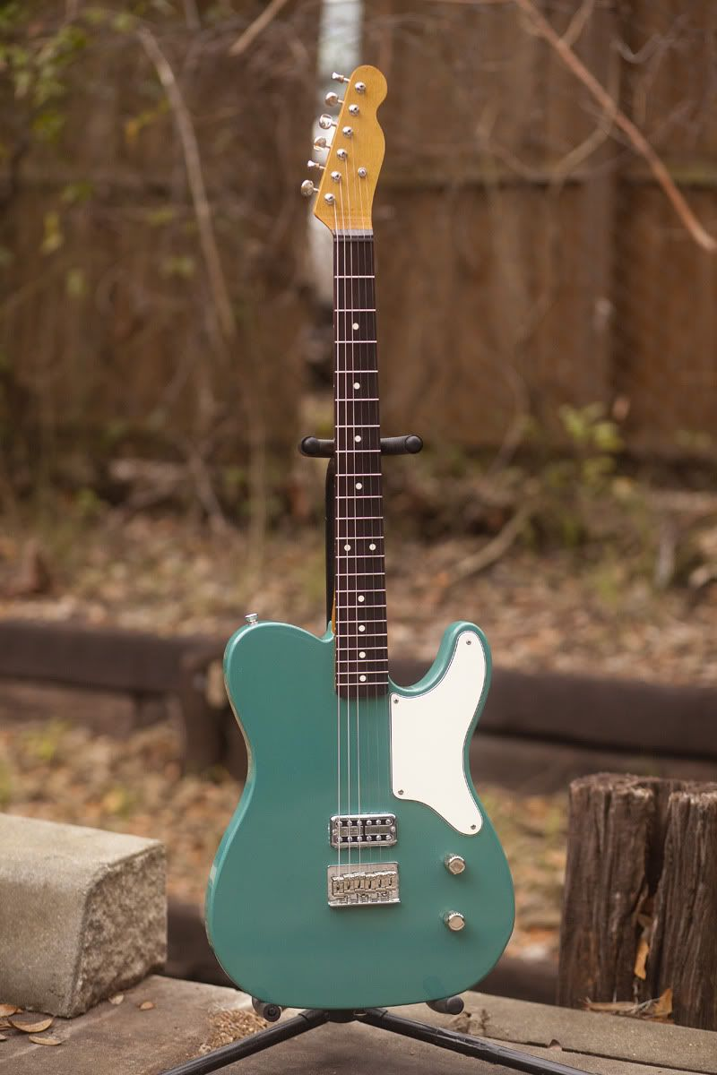 Show Us Your La Cabronita (and clones)!!! - Page 20 - Telecaster Guitar Forum