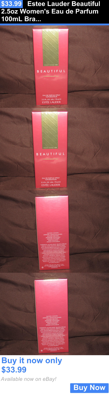 Women Fragrance Estee Lauder Beautiful 25oz Womens Eau De Parfum 75ml 100ml Brand New Edp