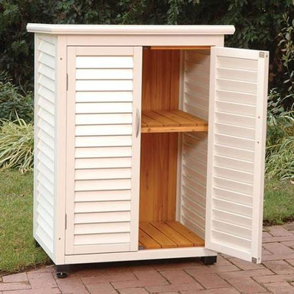 Storage Cabinet Wood Outdoor Weatherproof Country Club Free Shipping Countryclub Modern Wood Storage Cabinets Outdoor Storage Cabinet Storage