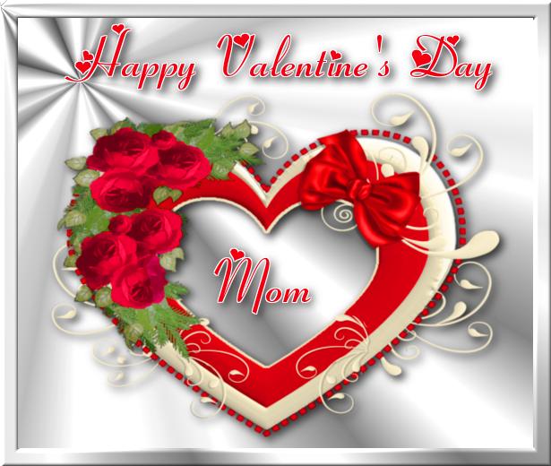Happy Valentines Day Mom Mom Happy Valentines Day Mom