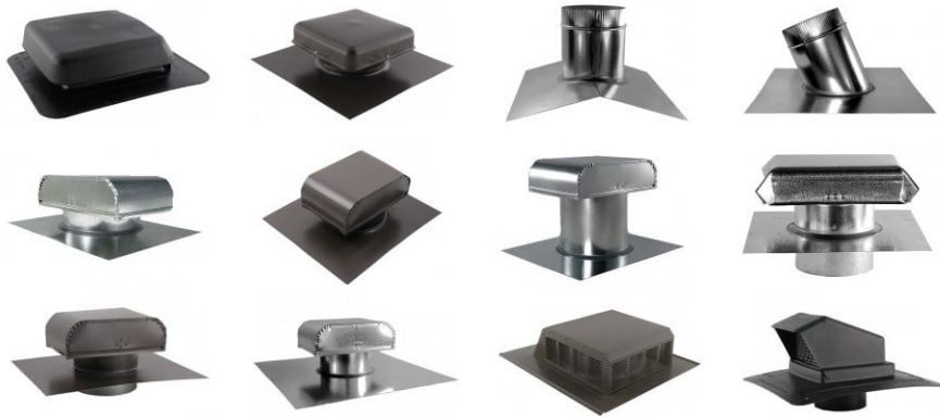 Finding the right metal roof vents metal roof vents