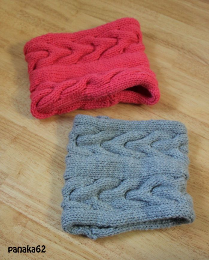 Snood Tricot Tuto - taille 5 ans et 9 ans (4)   Tricot 9ece4f2daef