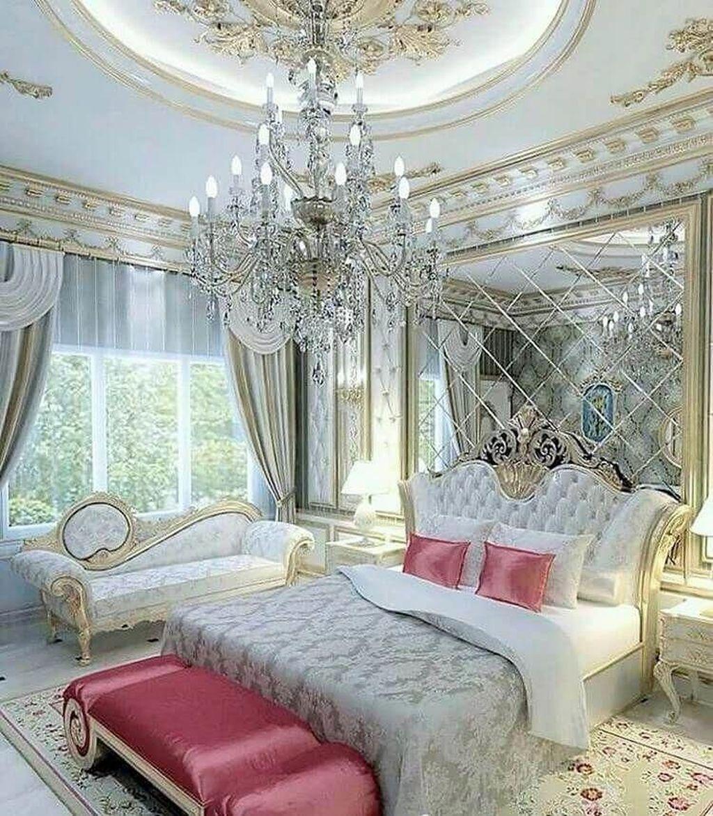 40 Amazing Master Suite Bedroom Design With Desired Inspiration In 2020 Elegant Bedroom Design Elegant Bedroom Luxury Bedroom Design
