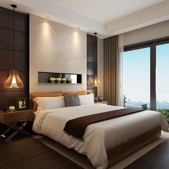 decoracion de dormitorios para matrimonios habitaciones On habitaciones matrimoniales pequenas