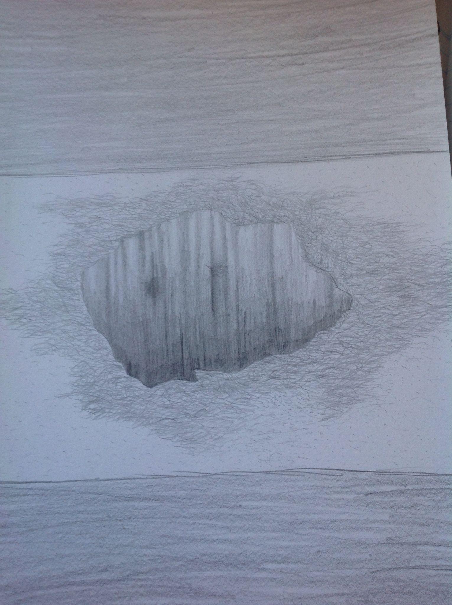 Hole - by Abby Marshall