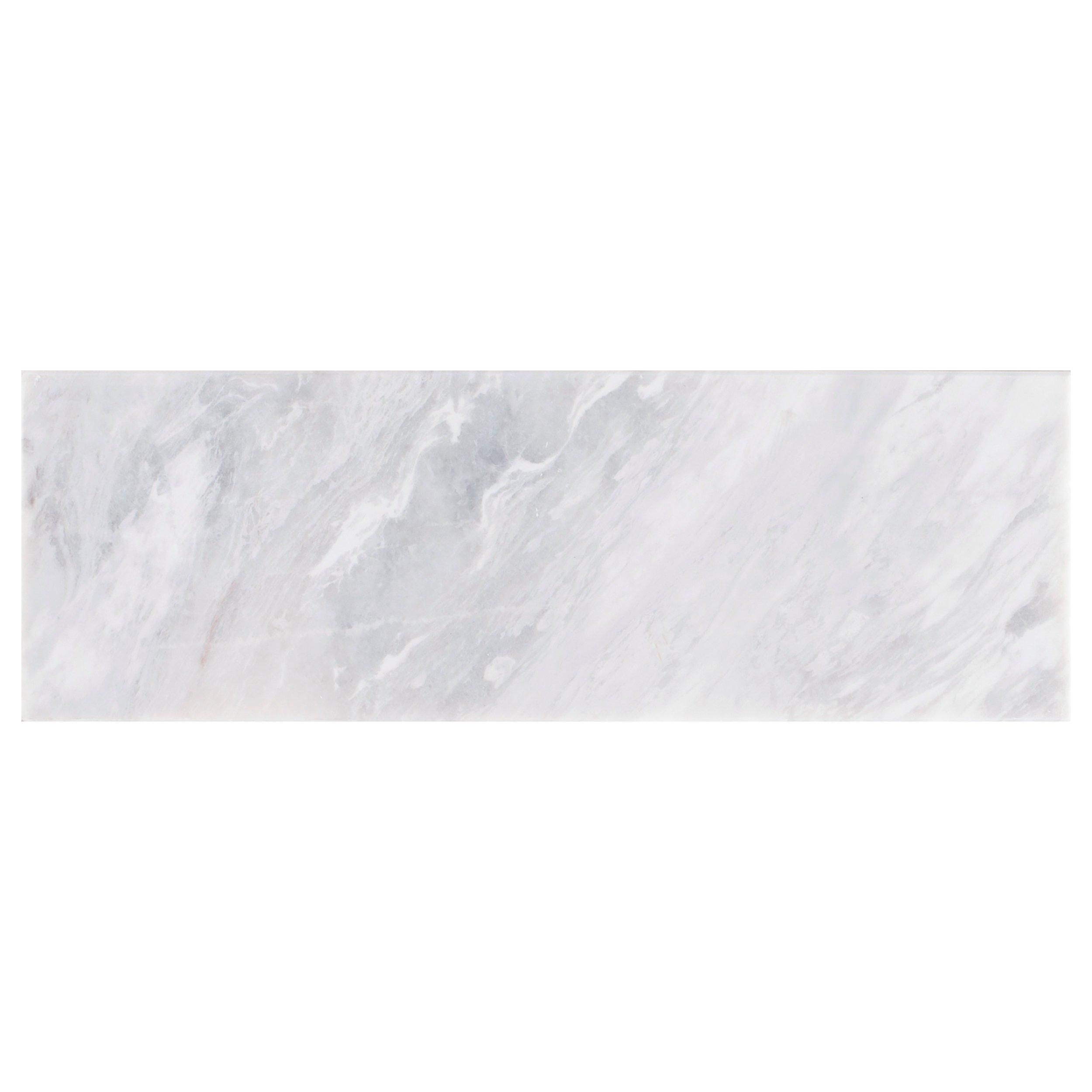 Solco White Polished Marble Tile In 2020 Polished Marble Tiles Marble Tile Polished Porcelain Tiles