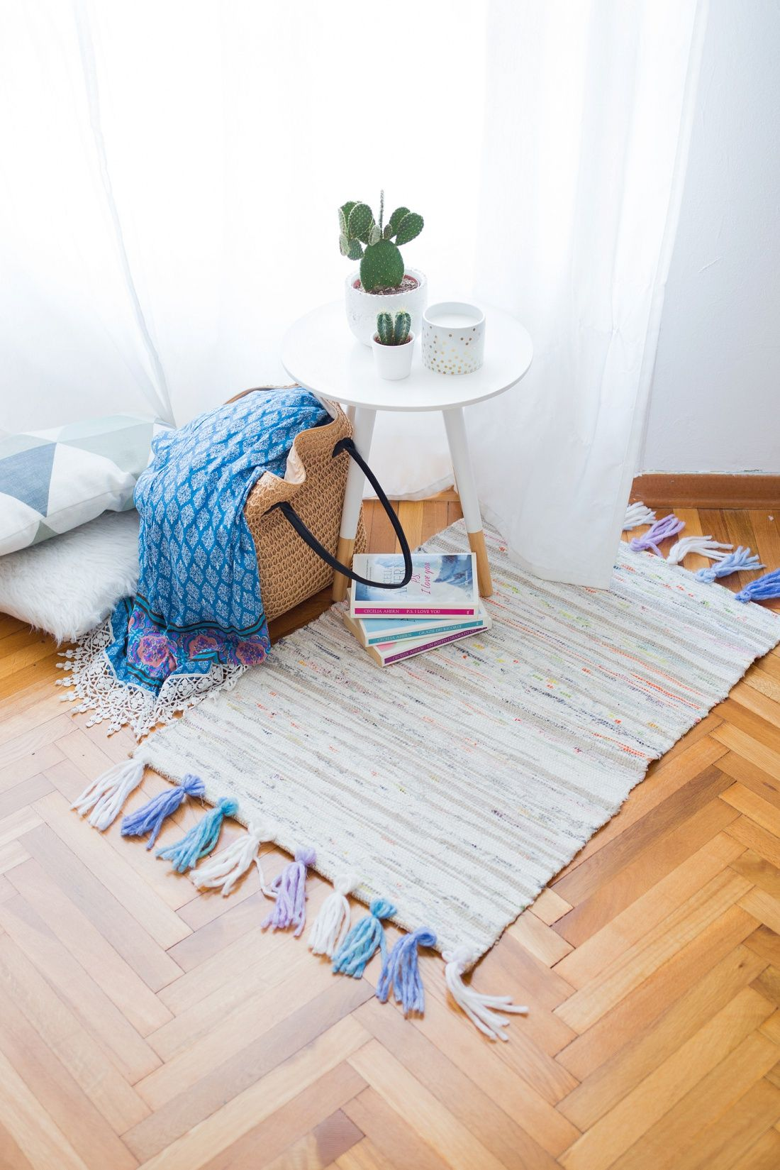 Alfombra Tanum Ikea Spruce Up A Rug With This Fringe Diy Diy Alfombras
