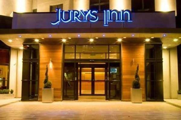 Hotel Jurys Inn Nottingham Hotel Hotels Specialoffers