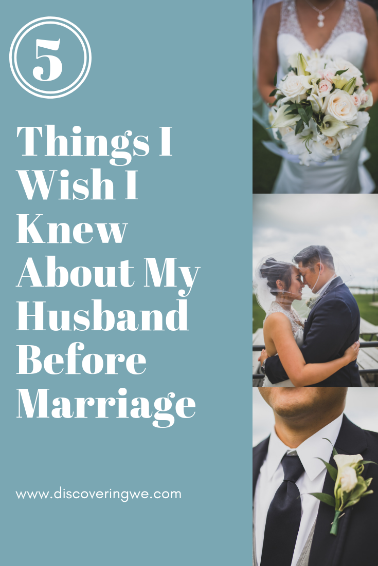 5 Things I Wish I D Known About My Husband Before I Got Married We Get Married Before Marriage Inspirational Marriage Quotes