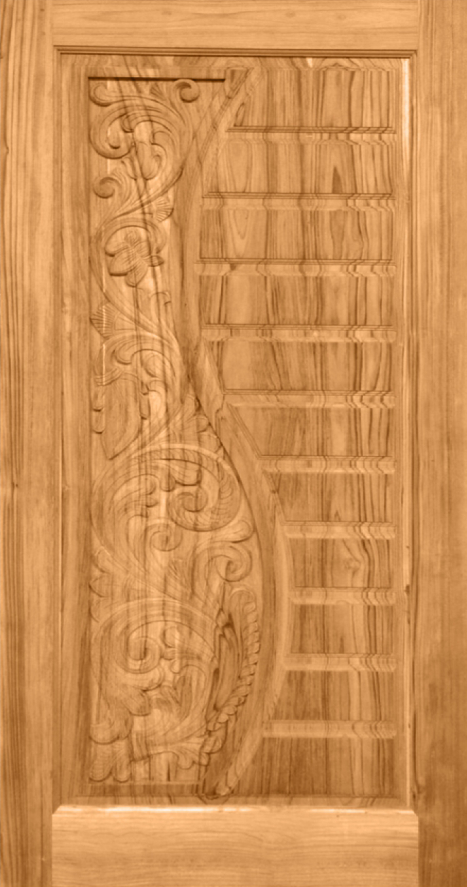 Teak Wood Carving Design Main Entrance Door Rs 29913 Front Door Design Wood Wooden Main Door Design Wooden Door Design