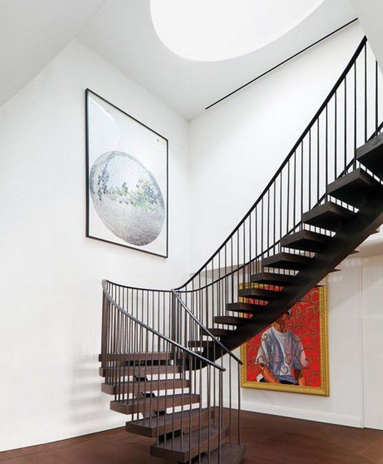 Attractive 12 Incredible Modern Staircases You Need Now