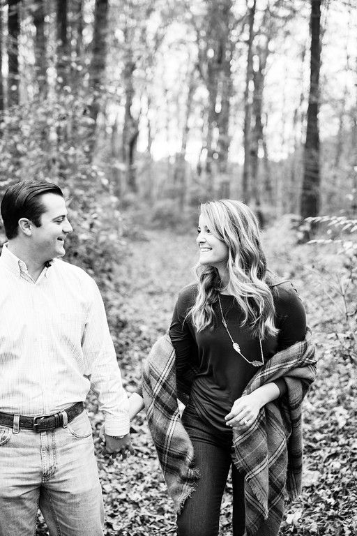 Katie+Blake \\ Engaged