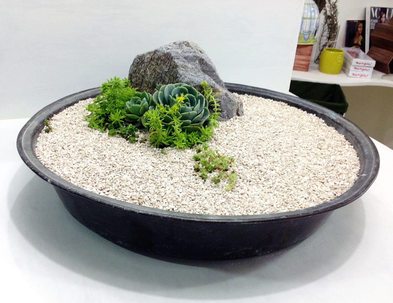 Micro jardines japoneses por encargo l romero flora mi for Jardines japoneses en miniatura