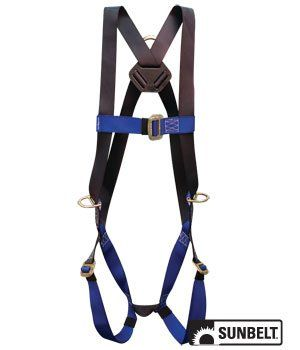 SUNBELT- Harness, CP+, Three Ring. Part No: B1AB54002. Please read descriptions carefully before ordering.