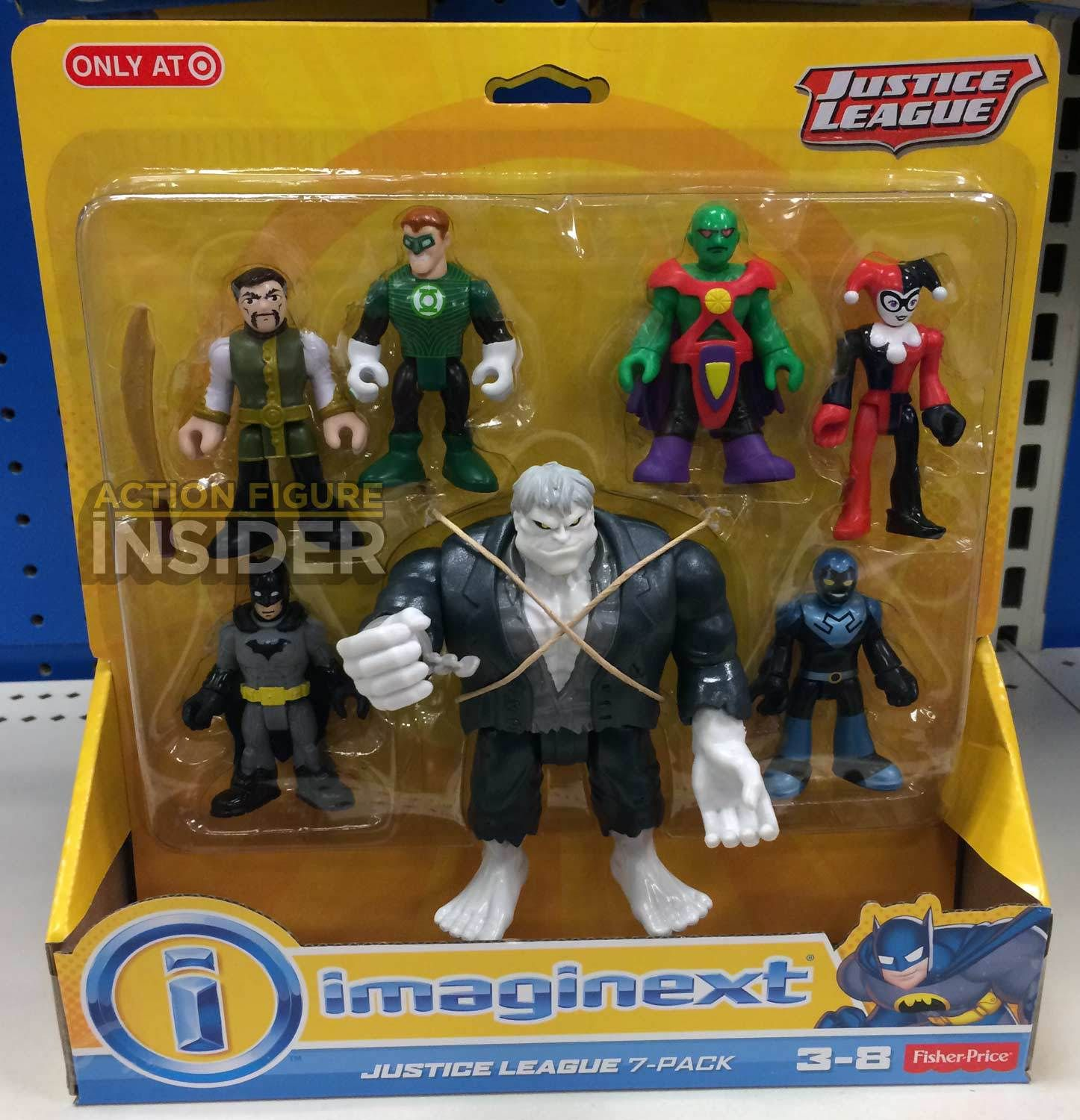 New @DCComics #Imaginext Product Revealed at @Target | Imagianext ...