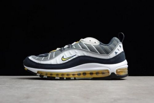Authentic Mens Nike Air Max 98 OG Tour Yellow 640744-105 - Nawomenshoes aca0bf37f