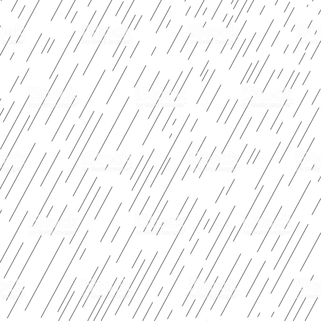 Rain Lines Drops Dinamic Isolated On White Background Diagonal Drops Patterns Pattern Textured Background