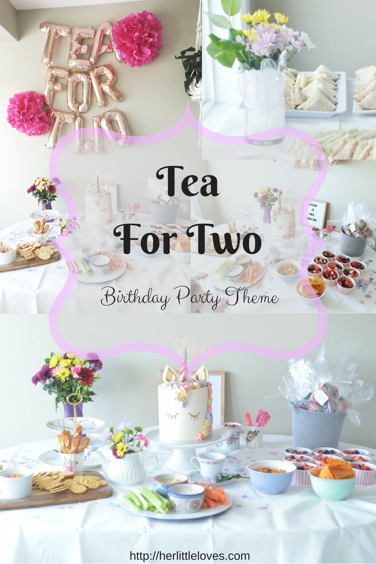 Girl Birthday Themes 2nd Birthday Party For Girl 2 Year Old Birthday Party Girl
