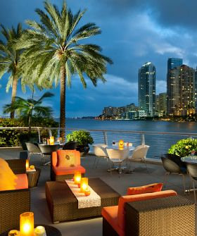 Reserveer nu voor Filia South Beach in Miami Beach,, FL en bekijk het menu, de fotos en de 9 recensies: Service.