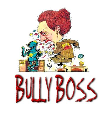 Do You Know a Bully Boss? | Quotes | Bully boss, Workplace
