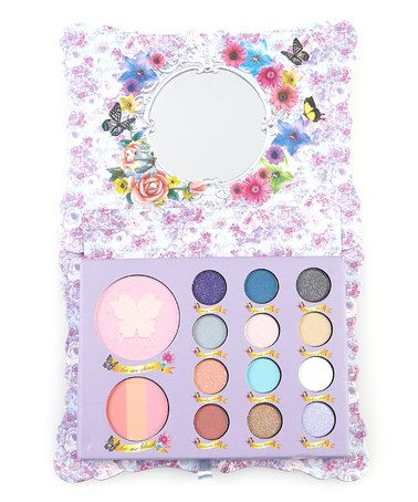 Love this Dreaming of Fantasy Cosmetics Set by City Color Cosmetics on #zulily! #zulilyfinds