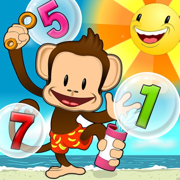 Download IPA / APK of Monkey Math School Sunshine for Free