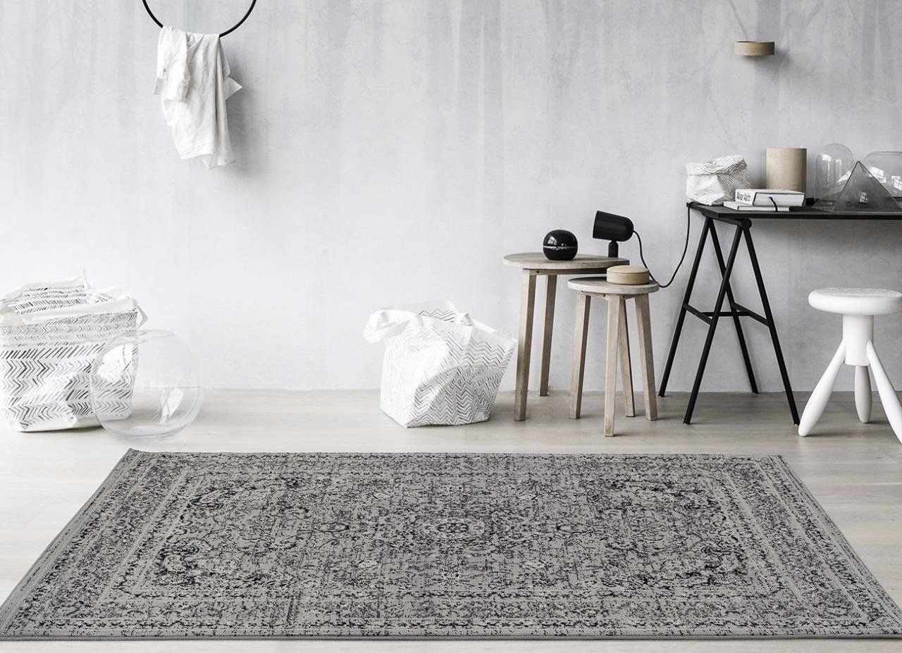 Amazon Com 3212 Distressed Silver 7 10x10 6 Area Rug Carpet Large New Kitchen Dining Rugs On Carpet Large Carpet Persian Area Rugs