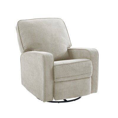 Astonishing Harriet Bee Cookson Upholstered Reclining Rocking Chair Squirreltailoven Fun Painted Chair Ideas Images Squirreltailovenorg