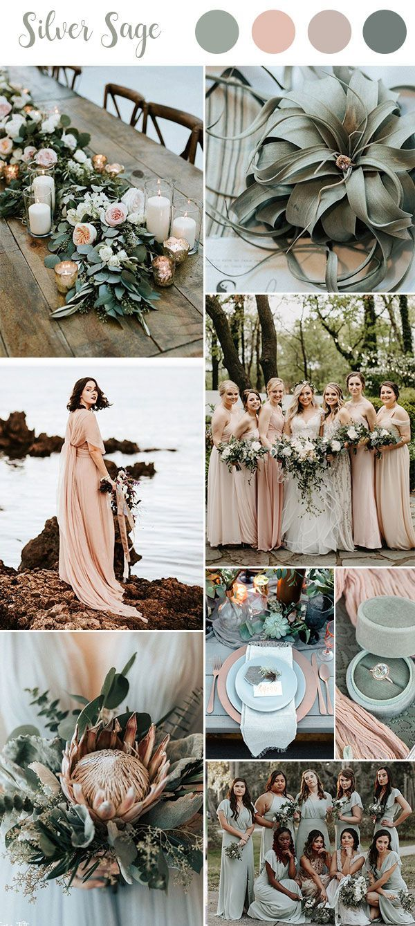 Top 10 Green Wedding Color Ideas For 2019 Trends You'll Love