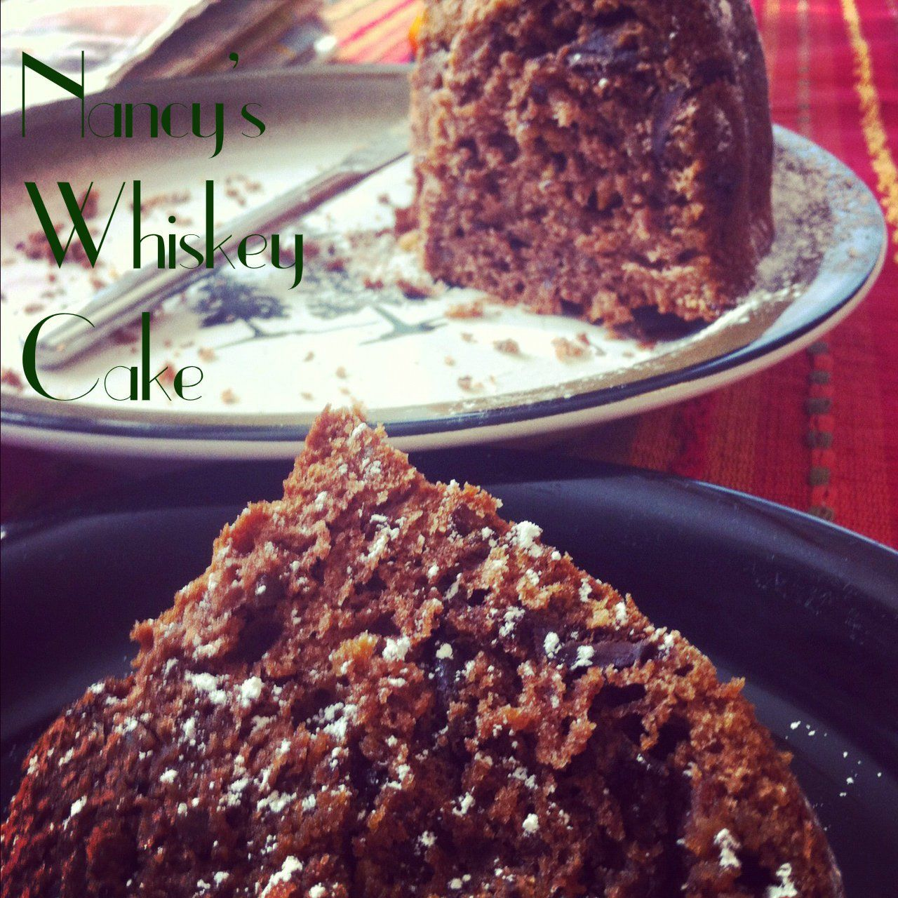 Whiskey Cake, Sweet Treats