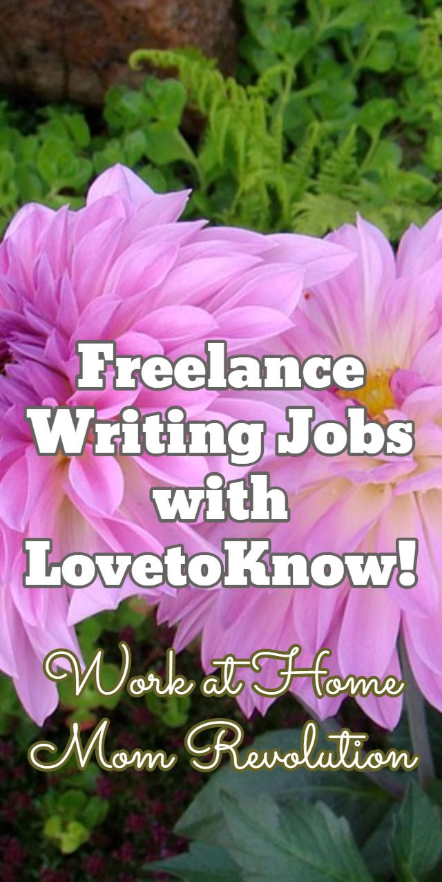 lance writing jobs lovetoknow lance writing jobs  lance writing jobs lovetoknow