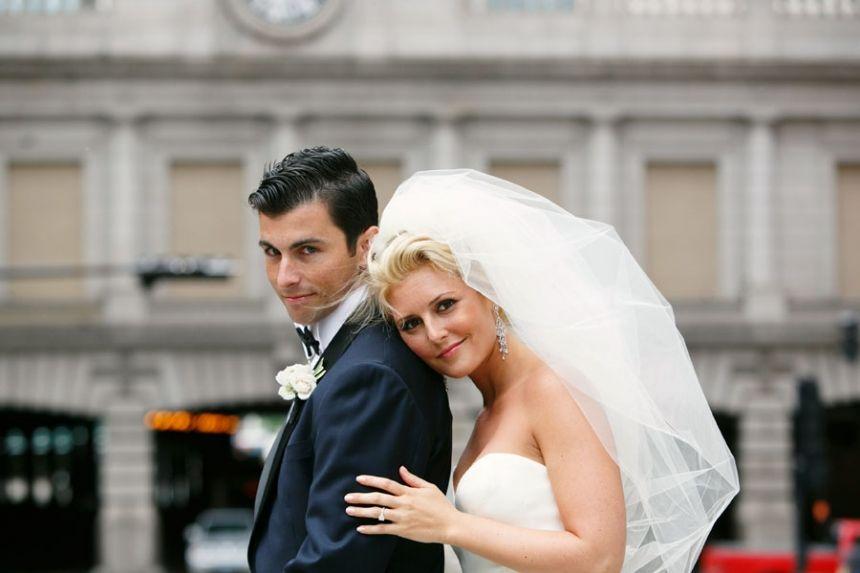 Amanda + Nick Wedding Chicago » Husar Wedding Photography
