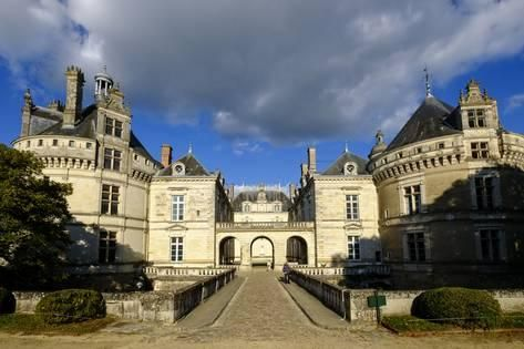 Photographic Print Castle of the Lude (Chateau du Lude