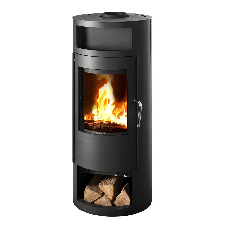 Poele A Bois Supra Ottawa 01 6 Kw Leroy Merlin Wood Burning Stove Wood Fireplace Cover