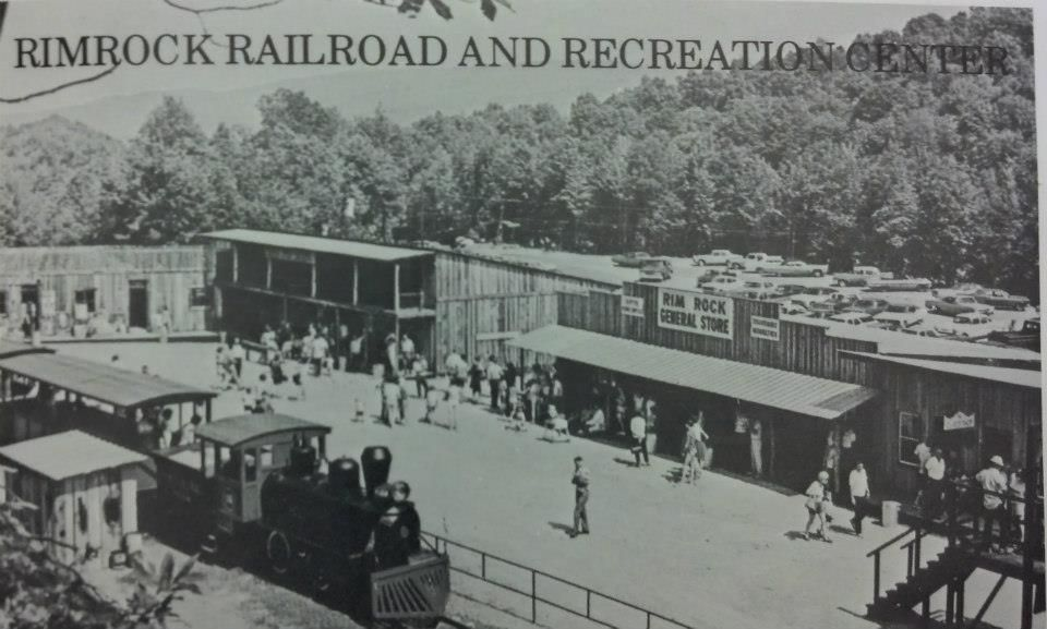 Rim Rock Railroad Was A Theme Park Located In The Mountains Just Above Norton Va And Was In Operation From 196 Virginia History Appalachian People Appalachia