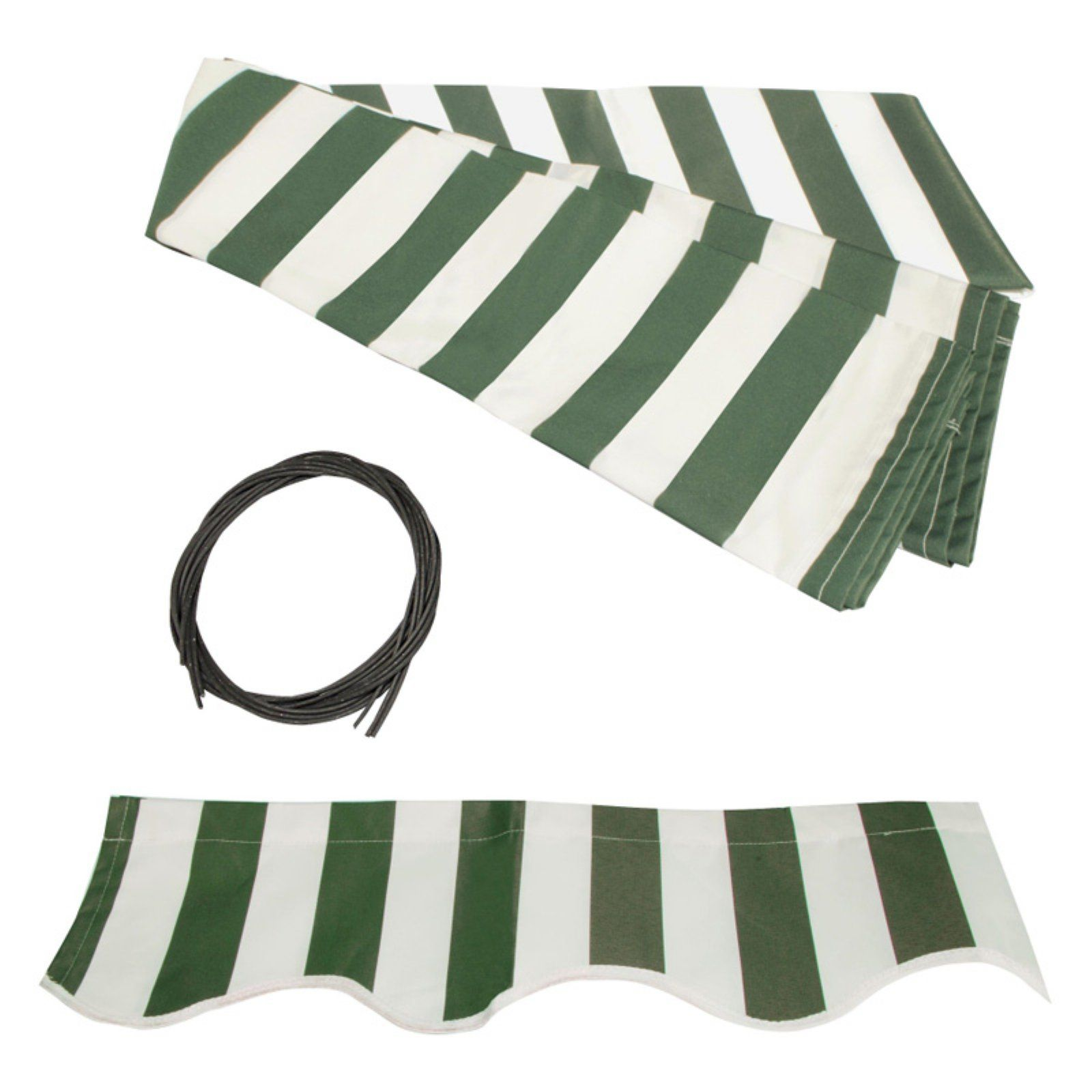 Aleko 20 X 10 Ft Retractable Awning Fabric Replacement Fabric Awning Aleko Awning Retractable Awning