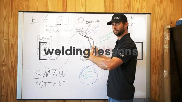 Stick Welding Rods - What do the numbers mean? | Welding ...